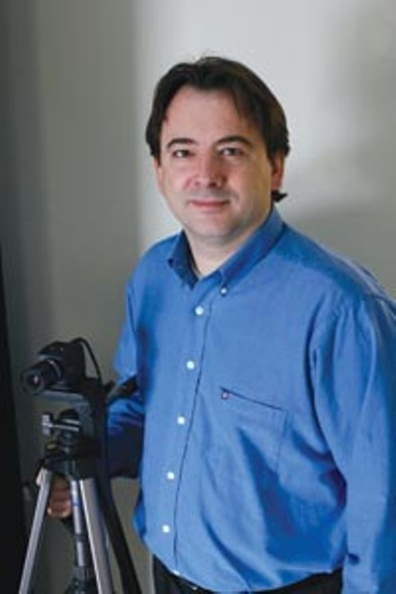 When it comes to surveillance technology, Vladimir Brajovic says, you ain't seen nothing yet.