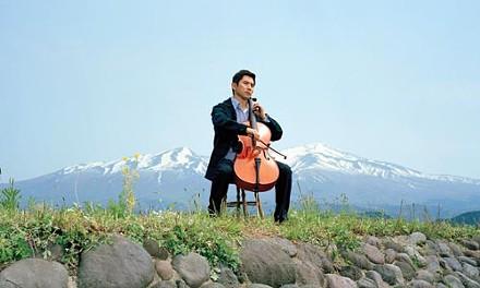 When the music's over: Masahiro Motoki plays for keeps.