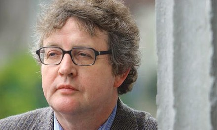 Wild Irish: Paul Muldoon visits the International Poetry Forum.