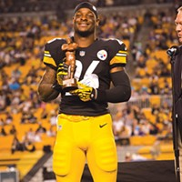Will Le'Veon Bell's off-field problems be a distraction?