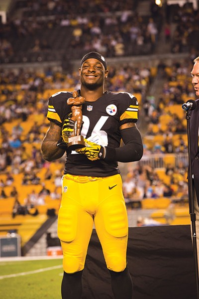 Will Le'Veon Bell's off-field problems be a distraction