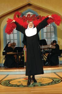 Wings and a prayer: Lenora Nemetz in Pittsburgh CLO's Nunsense