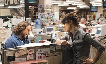Wordsniths Russell Crowe and Rachel McAdams
