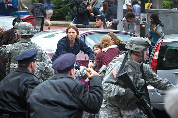 World War Z, June 21