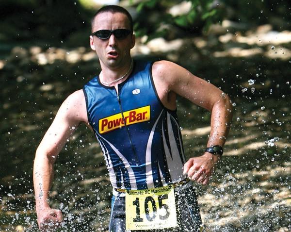 XTERRA trail runner Richard Burgunder - PHOTO COURTESY OF SCOTT LIVINGSTON