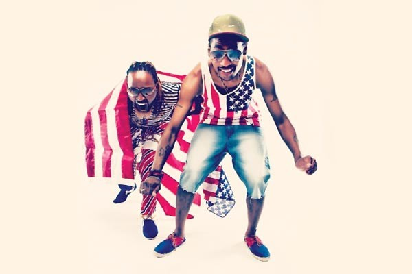 Ying Yang Twins at Rex Theater