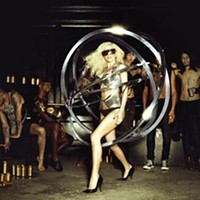 Lady Gaga brings the future to the gleaming new CONSOL Energy Center