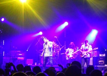 Young the Giant at Stage AE