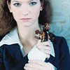 Young virtuoso violinist Hilary Hahn stays in tune with the times