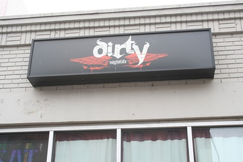 Dirty business: Suits allege rough bouncers at Dirty nightclub