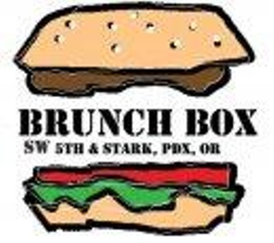 BrunchBox Food Cart (SW 5th&Stark)