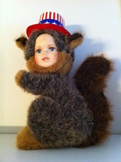 Squirrelbaby