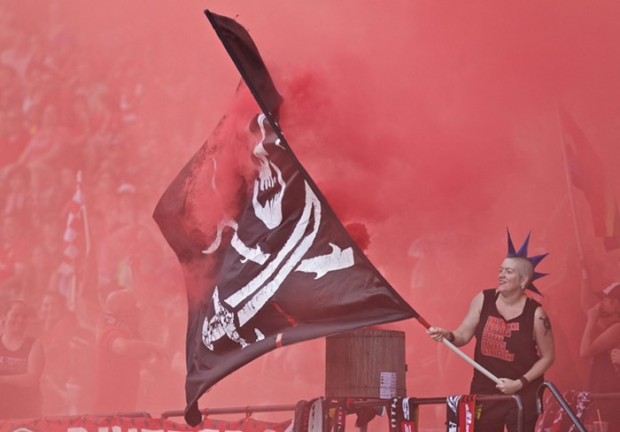 Where there is smoke there is fire- A FIRE OF FUN IN PROVIDENCE PARK!