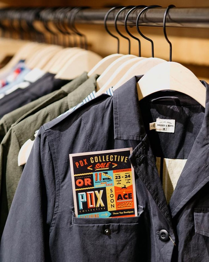 PDX Collective Sale
