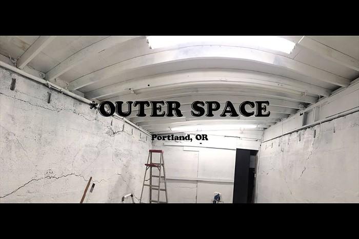 Outer Space Gallery - Portland, Oregon - Portland Mercury