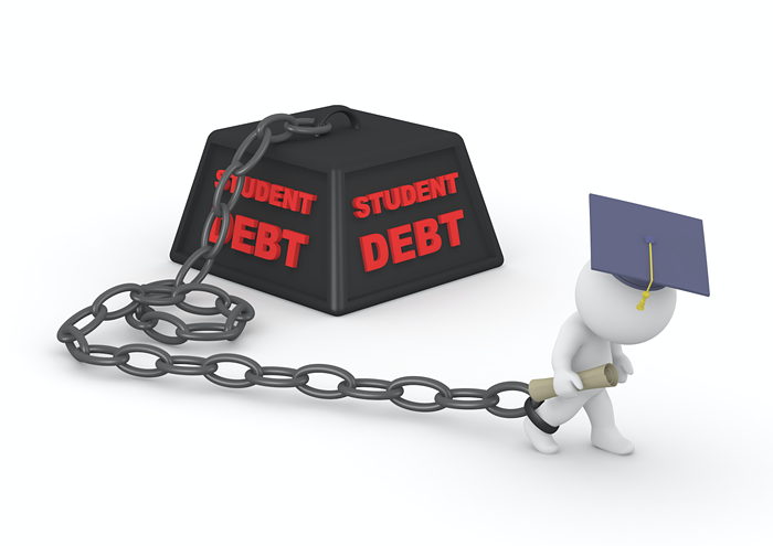 The Biden administration is looking for a way to cancel federal student loan debt.