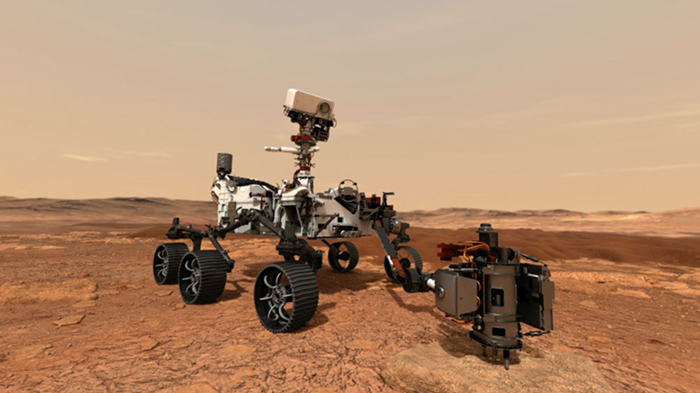 NASA Perseverance Rover: Going on a beer run! You losers want anything?