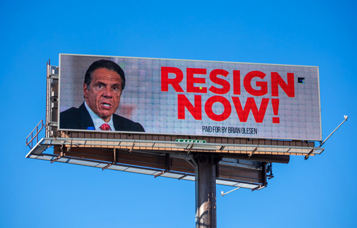 The noose is tightening on New York Gov. Andrew Cuomo who is under police investigation and looking at possible impeachment.