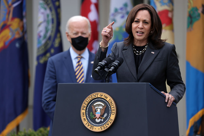 Biden assigns Veep Kamala Harris to get to the root causes of border migration.