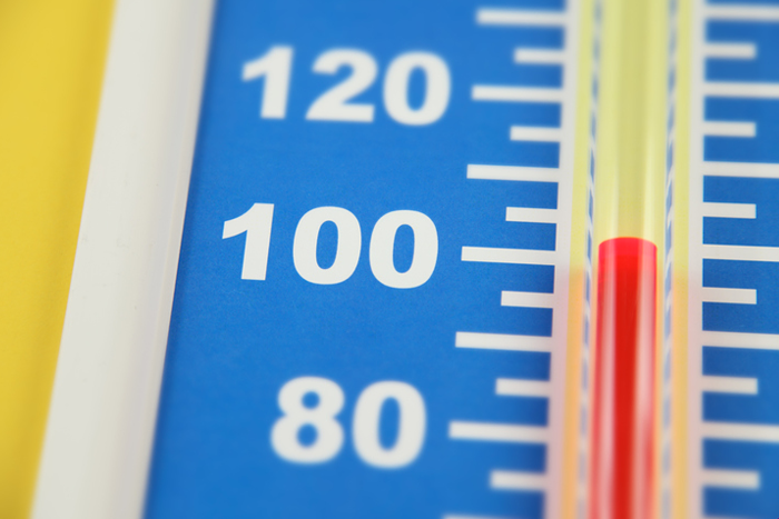 As the temps creep up, the county makes plans for cooling shelters.