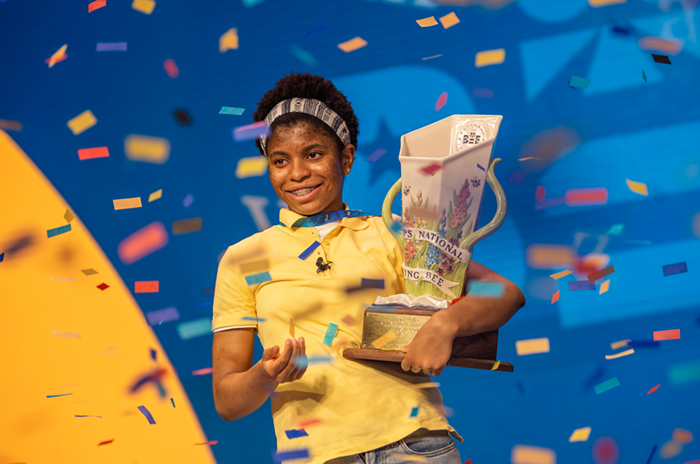 The great Zaila Avant-garde clinches the national spelling bee.