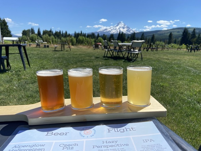 Come for the views, stay for Mountain Views refreshing beers.