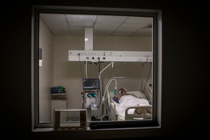 As the Delta variant surge strengthens, the number of Oregons ICU beds runs dangerously low.