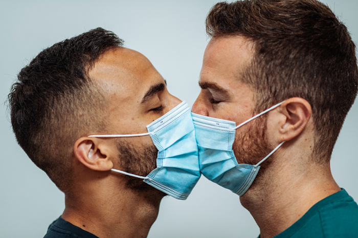 According to the OHA, if youre both vaccinated, you may now smooch sans masks!