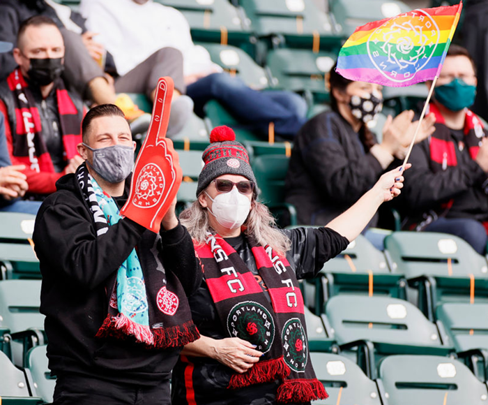 Fans of the Thorns and Timbers boycott concessions and merchandise following managements cover-up of sexual harassment accusations.