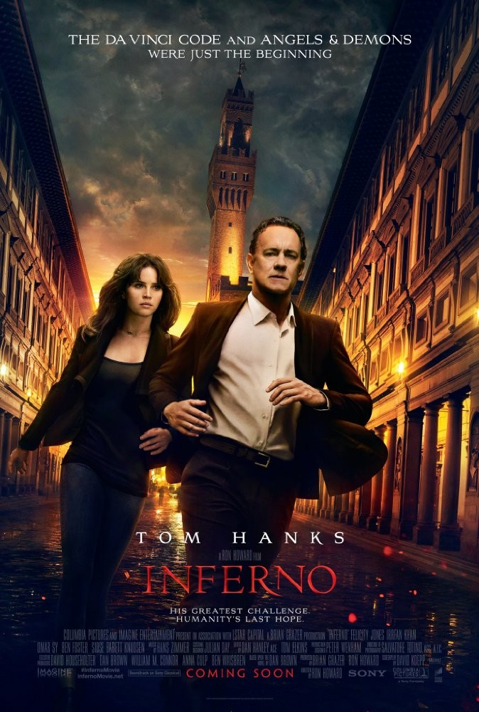 This New Robert Langdon Movie Has The Same Conceit As The Other Two:  Indiana Jones, But In Loafers, And With Fewer Nazis, And Worse.