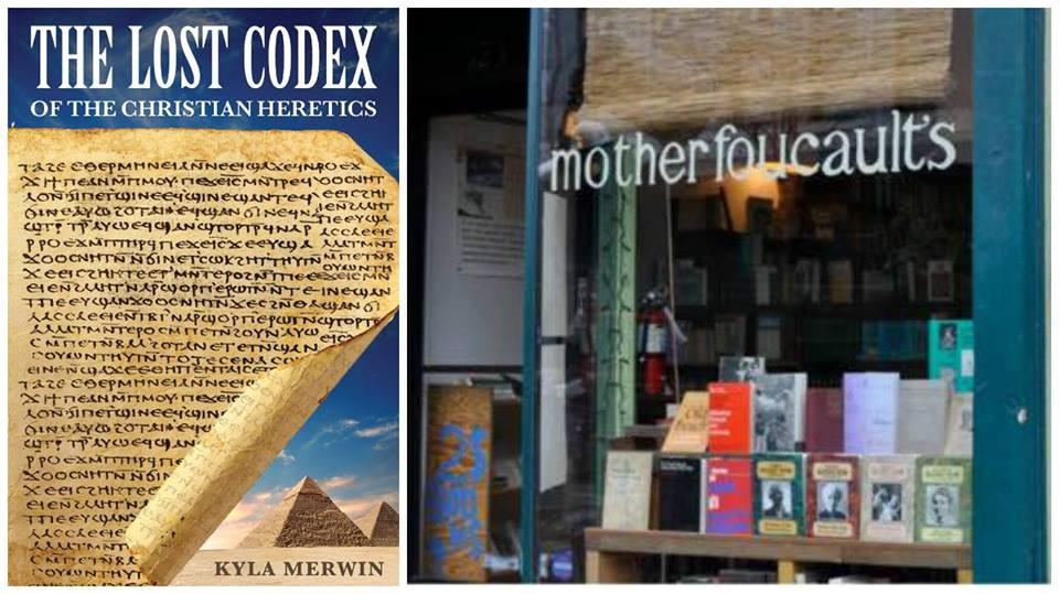 Kyla Merwin At Mother Foucaults In Portland Oregon On Sat Dec 3