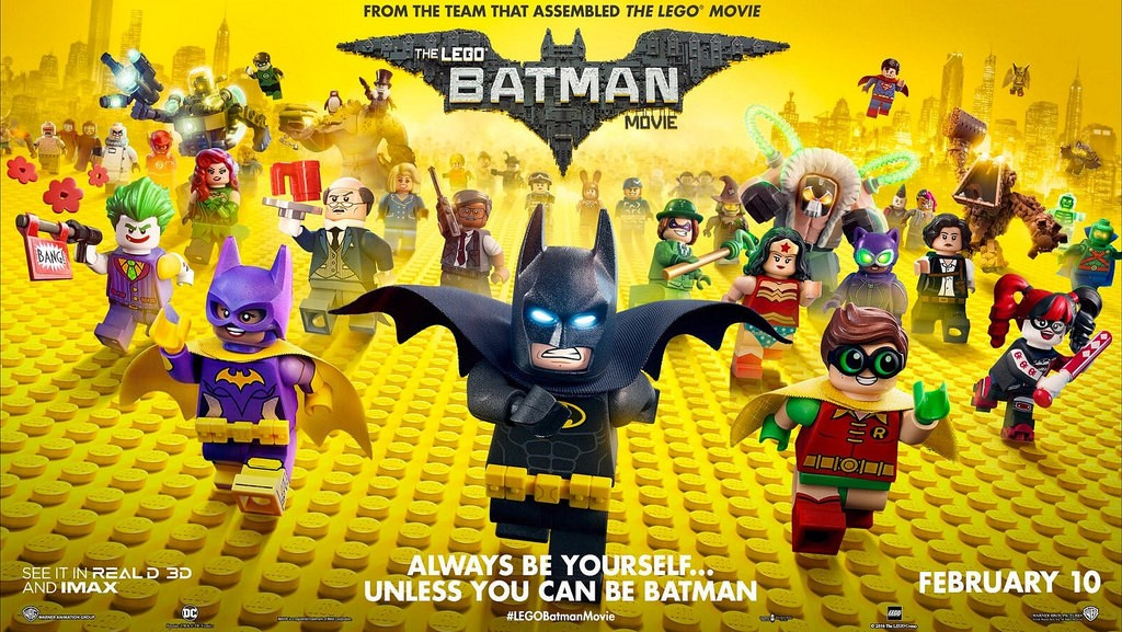The Lego Batman Movie IMAX (2017) - Portland Movie Times - Portland ...