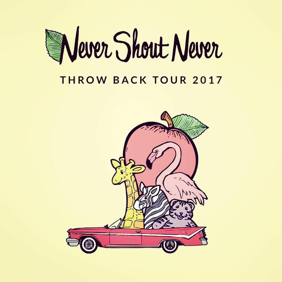 never shout never at hawthorne theatre in portland or on. Black Bedroom Furniture Sets. Home Design Ideas