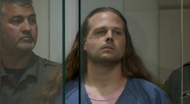 Jeremy Christian, suspect in last weeks TriMet killings, appears in court for the first time.