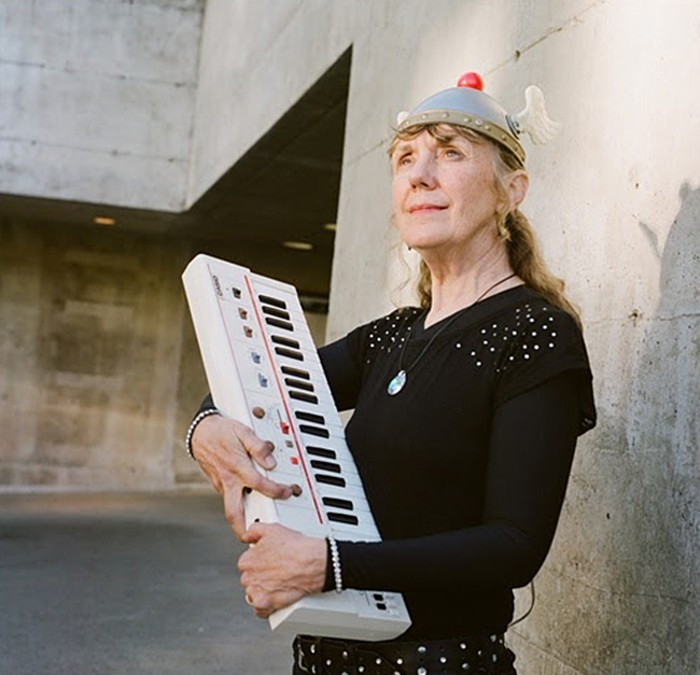 THE SPACE LADY Fri 9/22 Hollywood Theatre