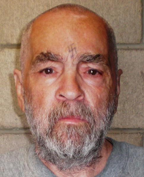 Charles Manson, dead at 83.