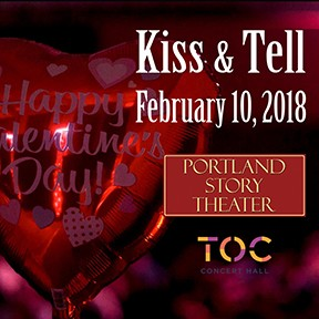 $15 18. Tickets. Portland Story Theater Celebrates Valentineu0027s ...