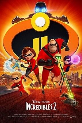 Incredibles 2 2018 Portland Movie Times Portland Mercury