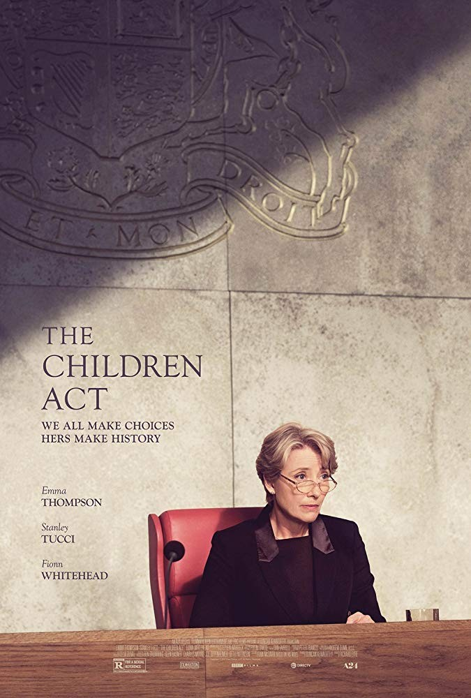 The Children Act (2018) - Portland Movie Times - Portland Mercury