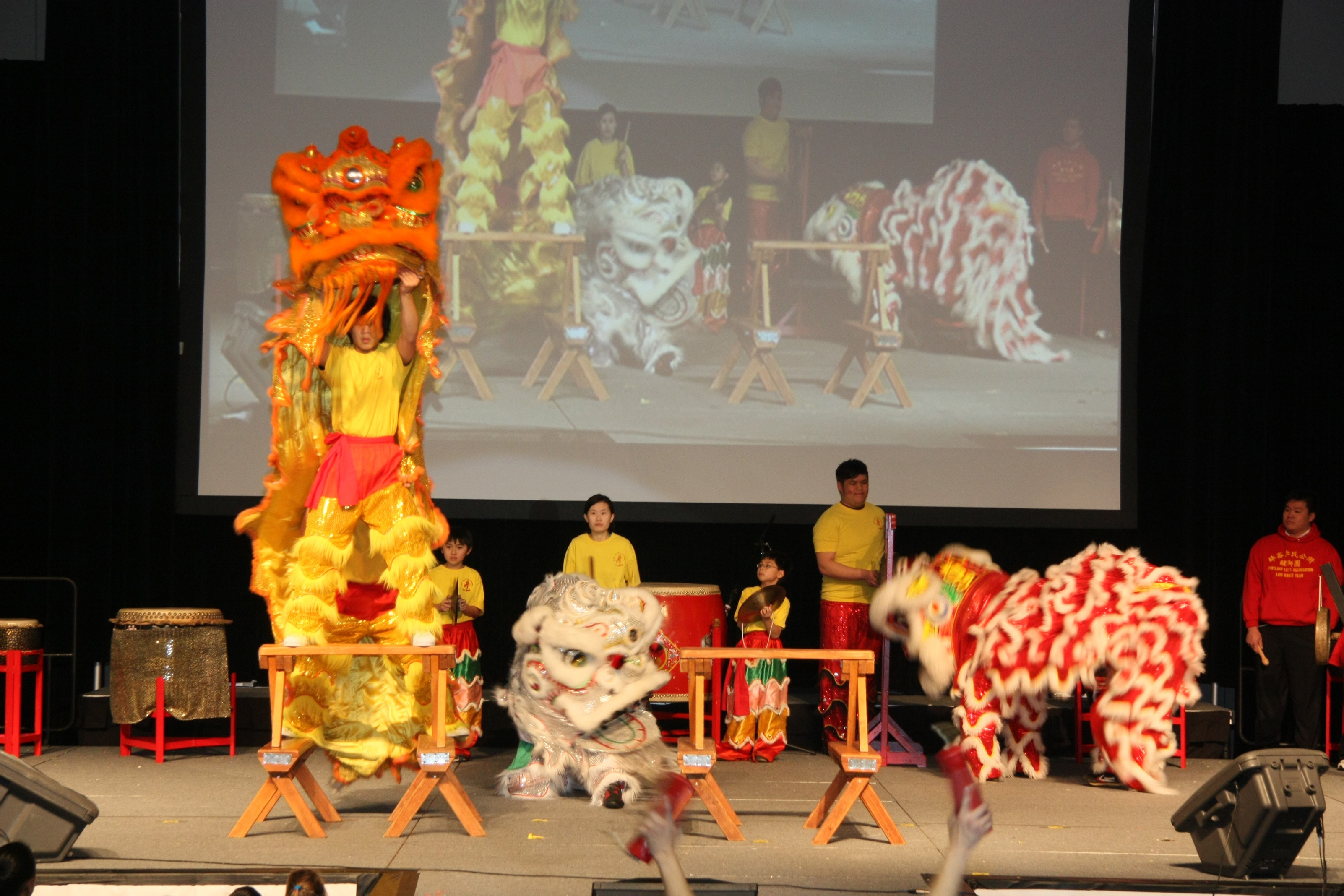 Lunar New Year celebrations in Portland - Travel Portland