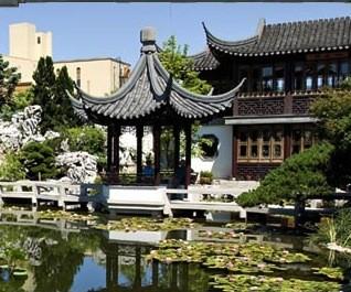 mandarin conversation at the chinese garden - Chinese Garden Portland