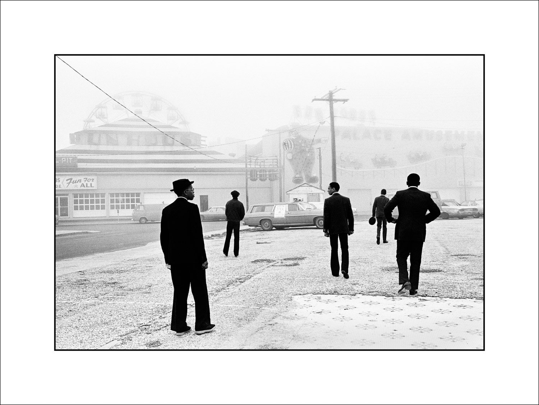 EFFIGY: Ghosts of Asbury Park at Camerawork Gallery in Portland
