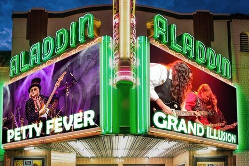 Portland Events Calendar 2020 Petty Fever, Grand Illusion at Aladdin Theater in Portland, OR on