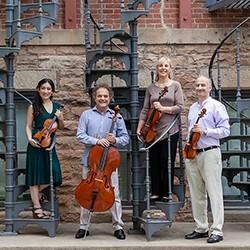 """Miró Quartet: Beethoven's """"Razumovsky"""" Quartets at PSU"""