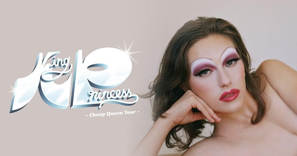 Portland Events Calendar 2020 King Princess at Roseland in Portland, OR on Sun Jan 19, 2020, 8
