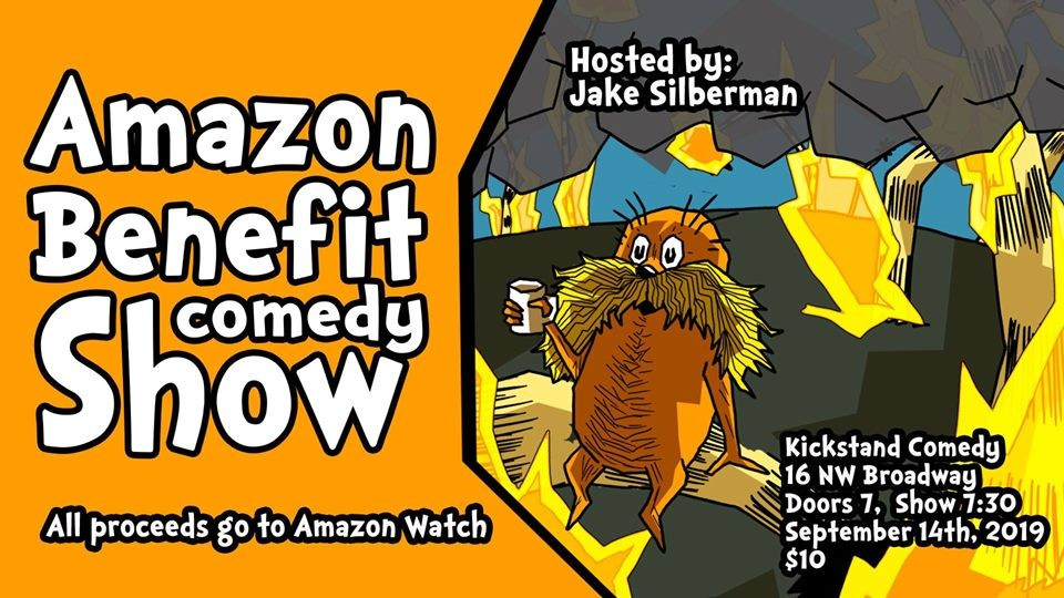 Amazon Benefit Comedy Show