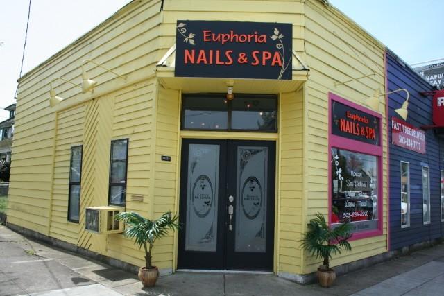 Euphoria nails spa portland or portland mercury for Euphoria nail salon