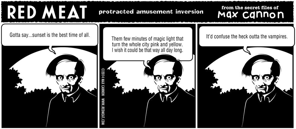 protracted amusement inversion