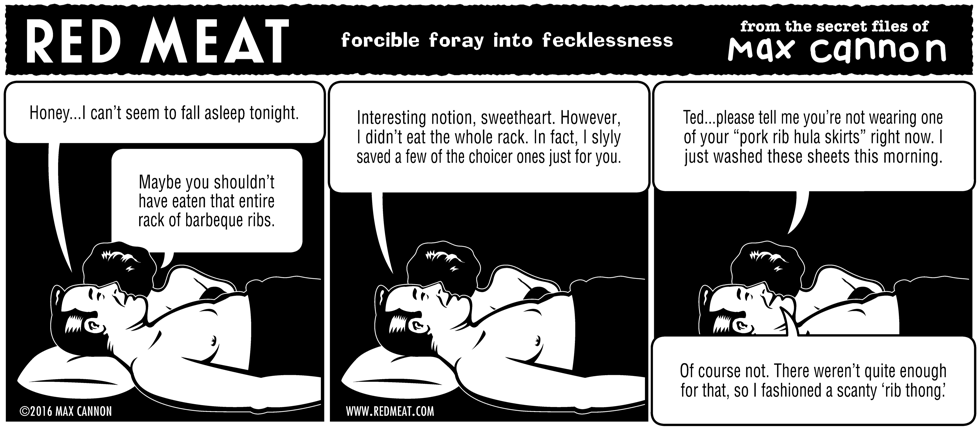 forcible foray into fecklessness