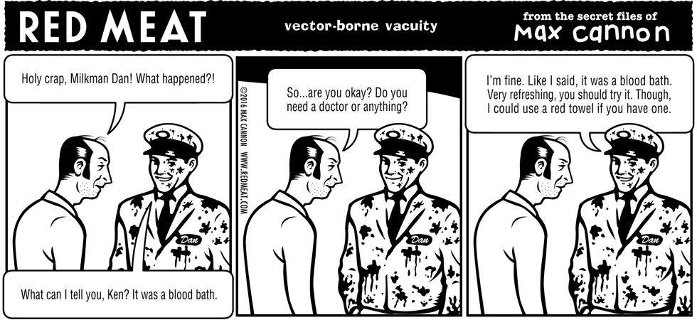 vector-borne vacuity
